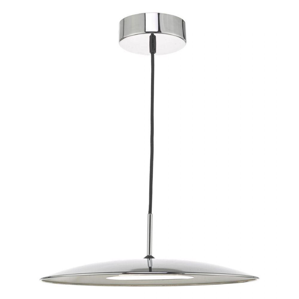 Enoch Pendant Polished Chrome LED (double insulated) BXENO0150-17